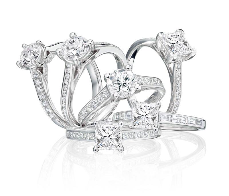 Diamond Rings Ipswich