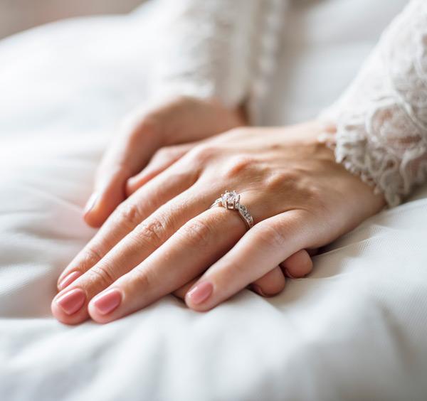 Berridges Wedding Ring Ladies